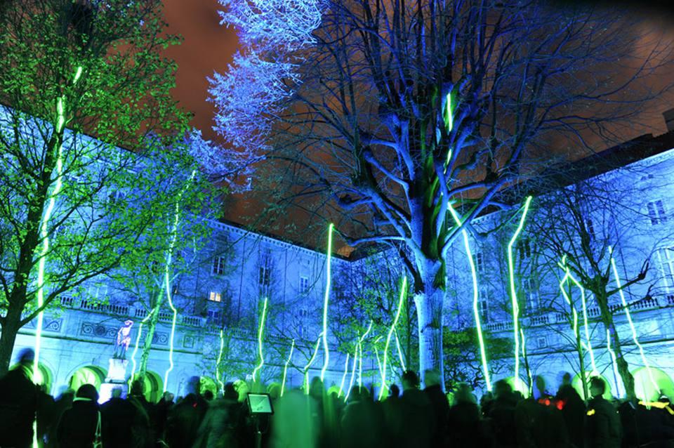 Lyon Festival of Light 2012