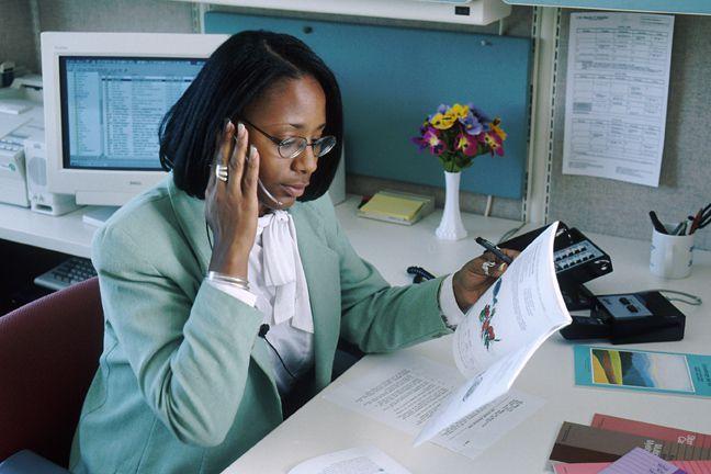 Black Women Professional