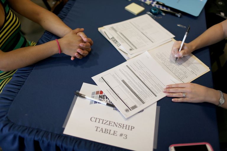Free Clinic Provides Immigration Assistance For Those Applying For U.S. citizenship