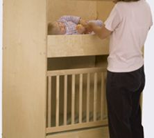 Parenting twins and multiples for Double decker crib