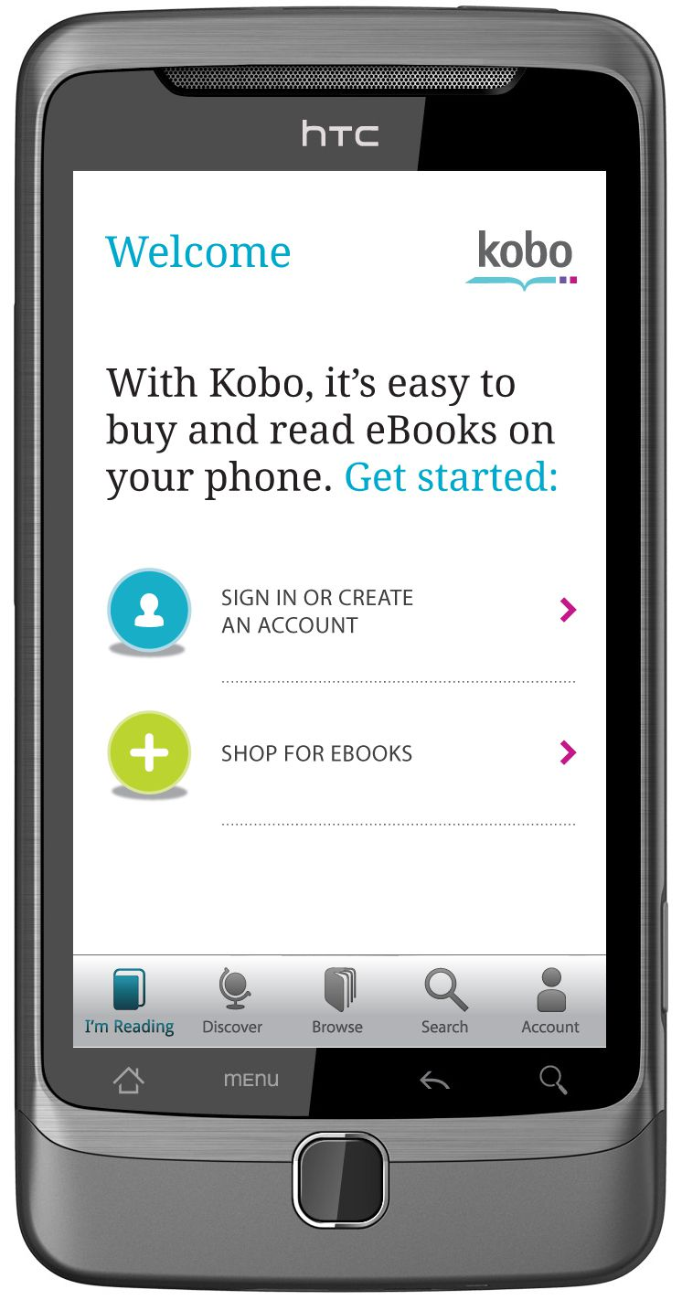Kobo App for Android