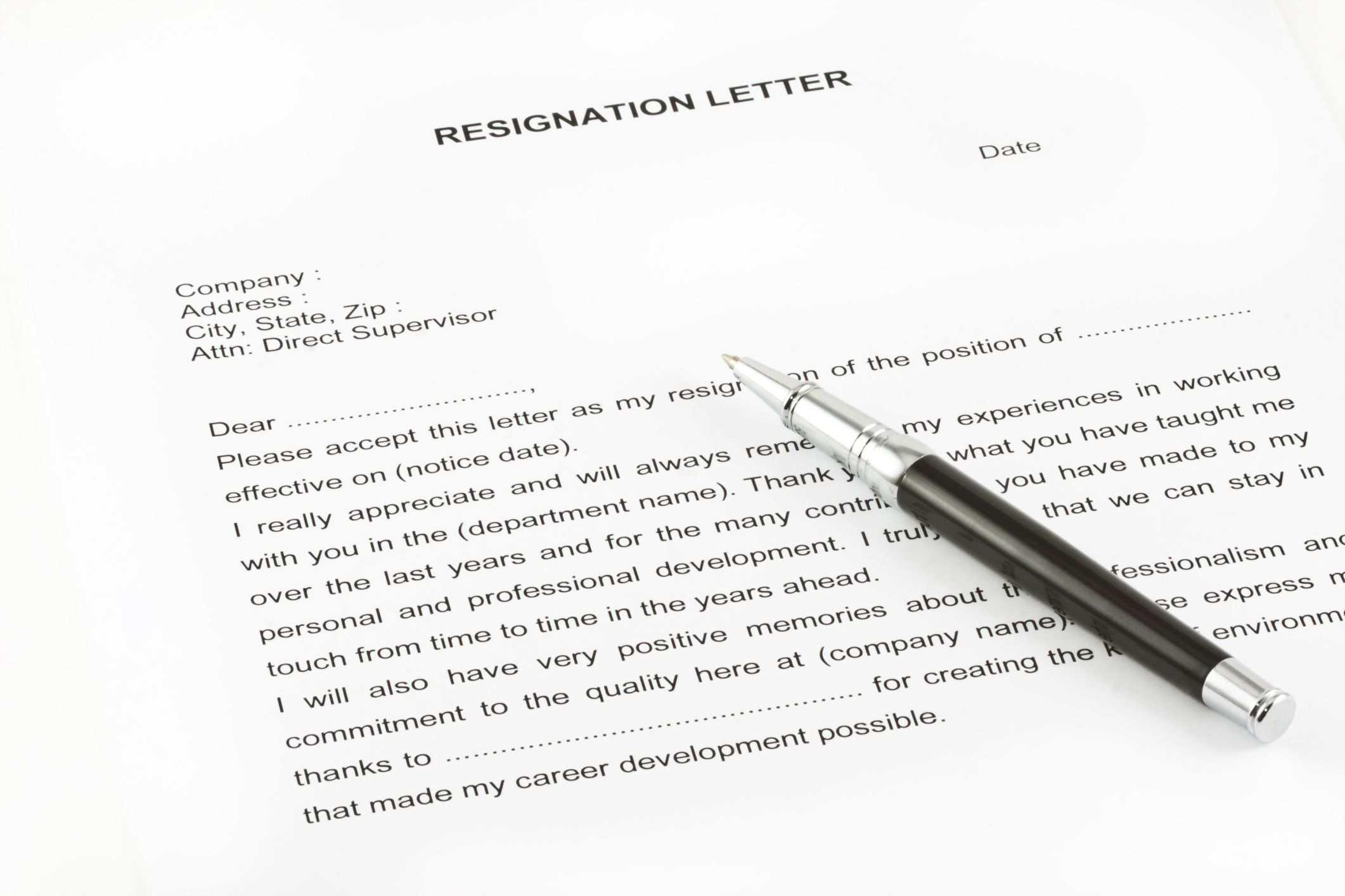 Sample professional letter formats madrichimfo Image collections