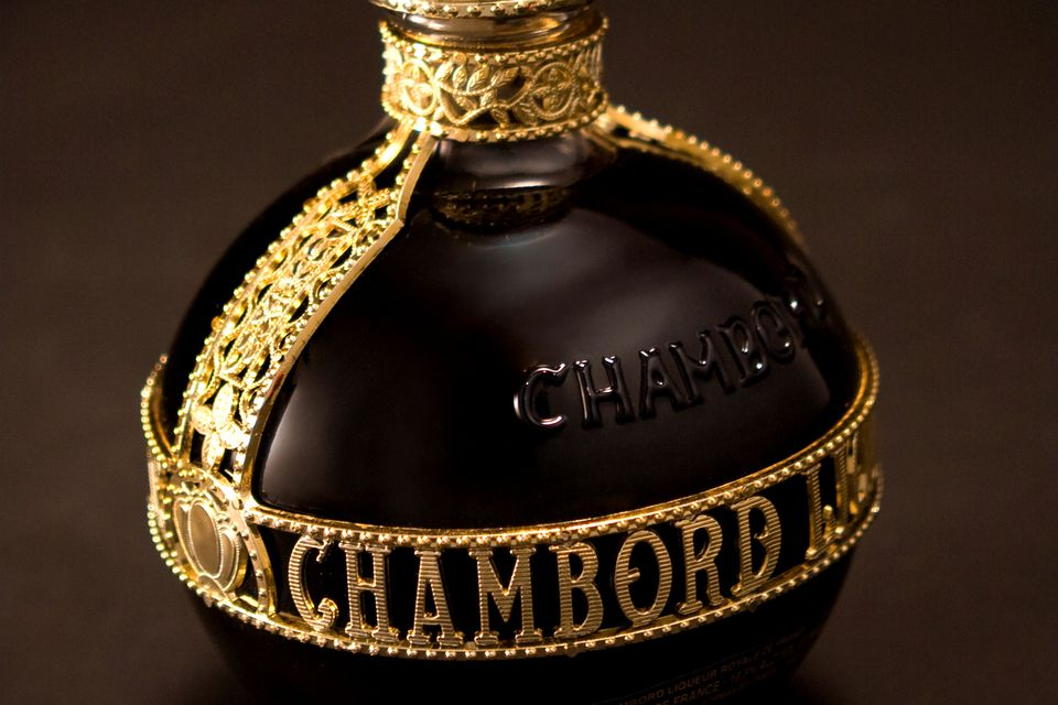 Chambord Black Raspberry Liqueur With Cocktail Recipes