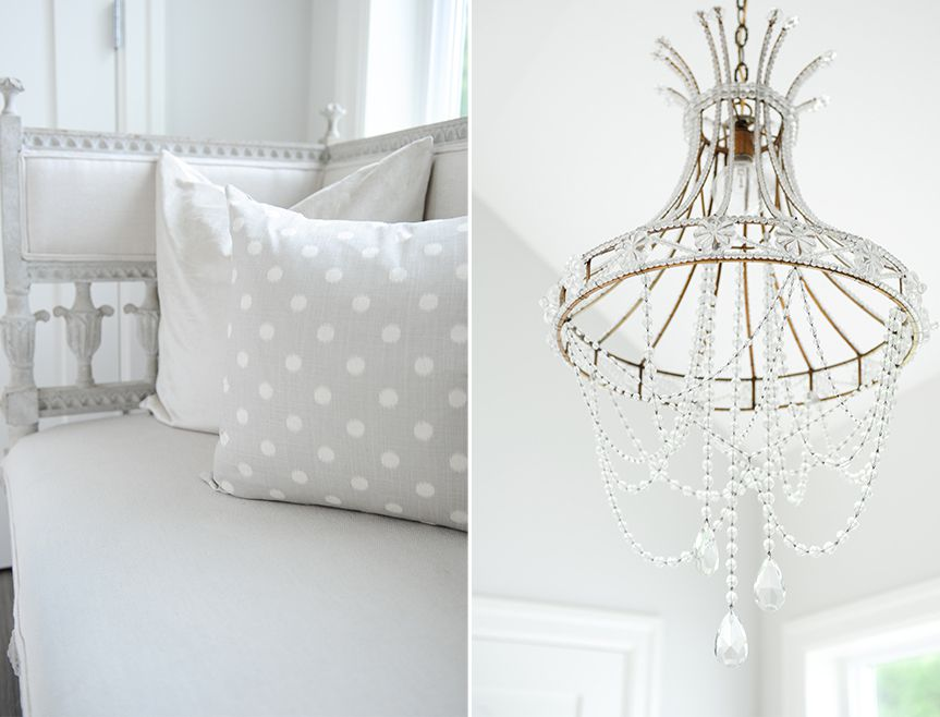white and gray colors feng shui home decorating