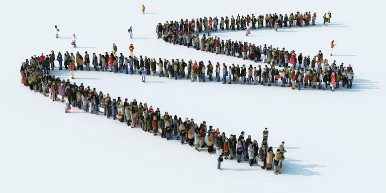 cue and queue