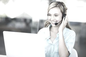 Work-at-Home Call Center