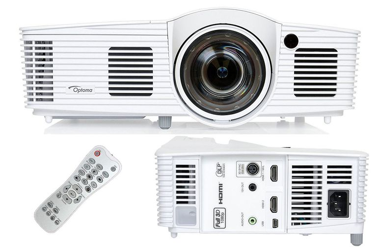Optoma GT1080 DLP Video Projector