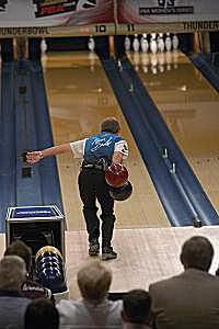 How To Pick Up Spares For Left Handed Bowlers