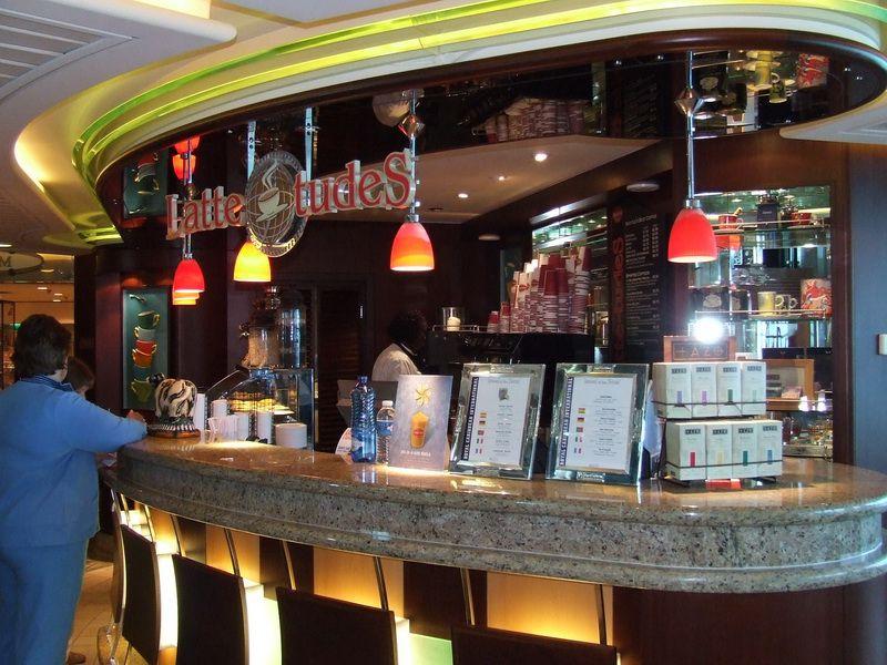 Jewel of the Seas Cafe Latte-tudes