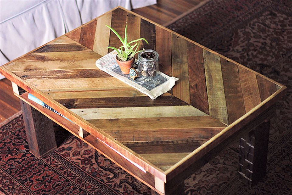 25 diy wood pallet projects - Wood Pallet Projects
