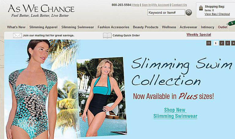 Online catalogs womens clothing