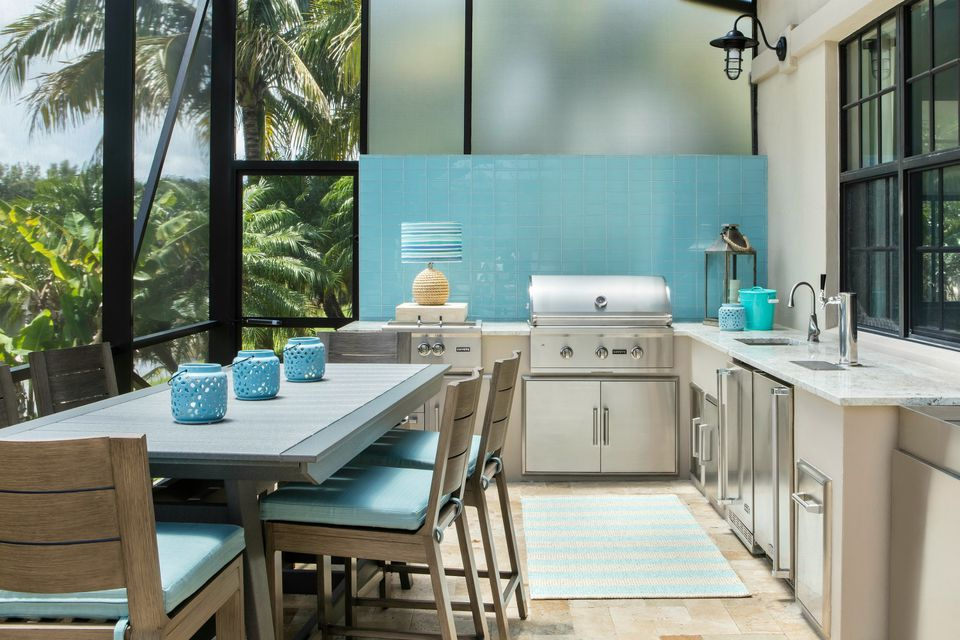 Dream Kitchen Ideas 50 enviable outdoor kitchens for every yard outdoor kitchen ideas sisterspd