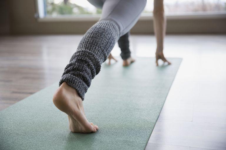Yoga Poses for Leg Strength