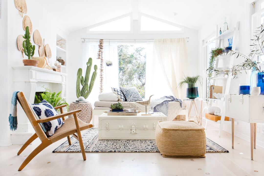 The Best Modern Home Décor Tips To Achieve A Bohemian Style: Boho Updates To Make Your Home An Autumn Oasis
