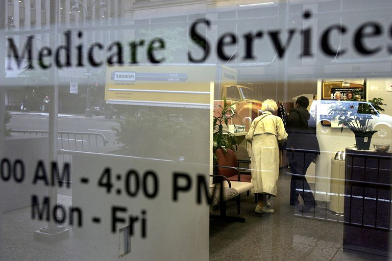 Medicare Services office