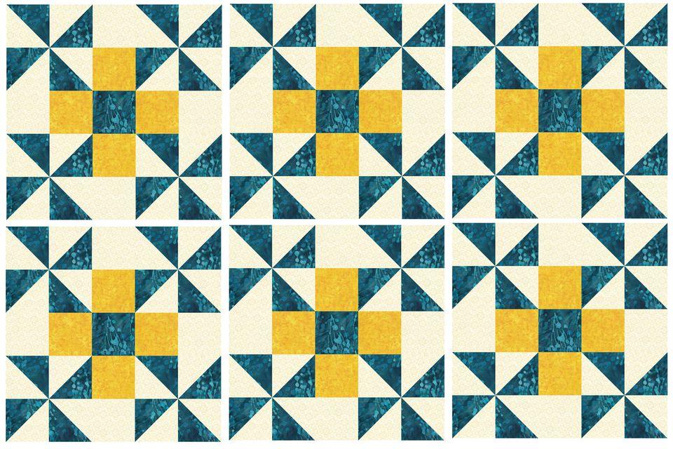 Grandma's Favorite Quilt Blocks