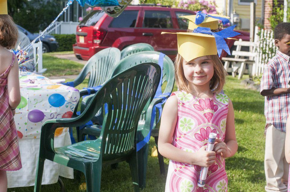 preschool kindergarten graduation