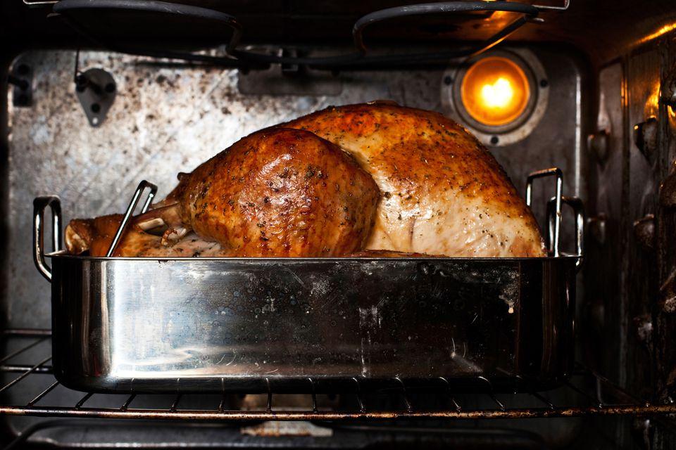 Roast Glazed Turkey