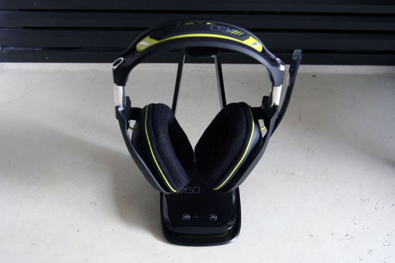 The Xbox One variant of the A50 can actually be used with other consoles as well as PC and mobile, making it one of the more versatile gaming headsets out there.