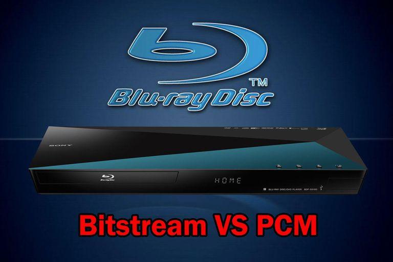 Bitstream Vs PCM featuring Sony BDPS5100
