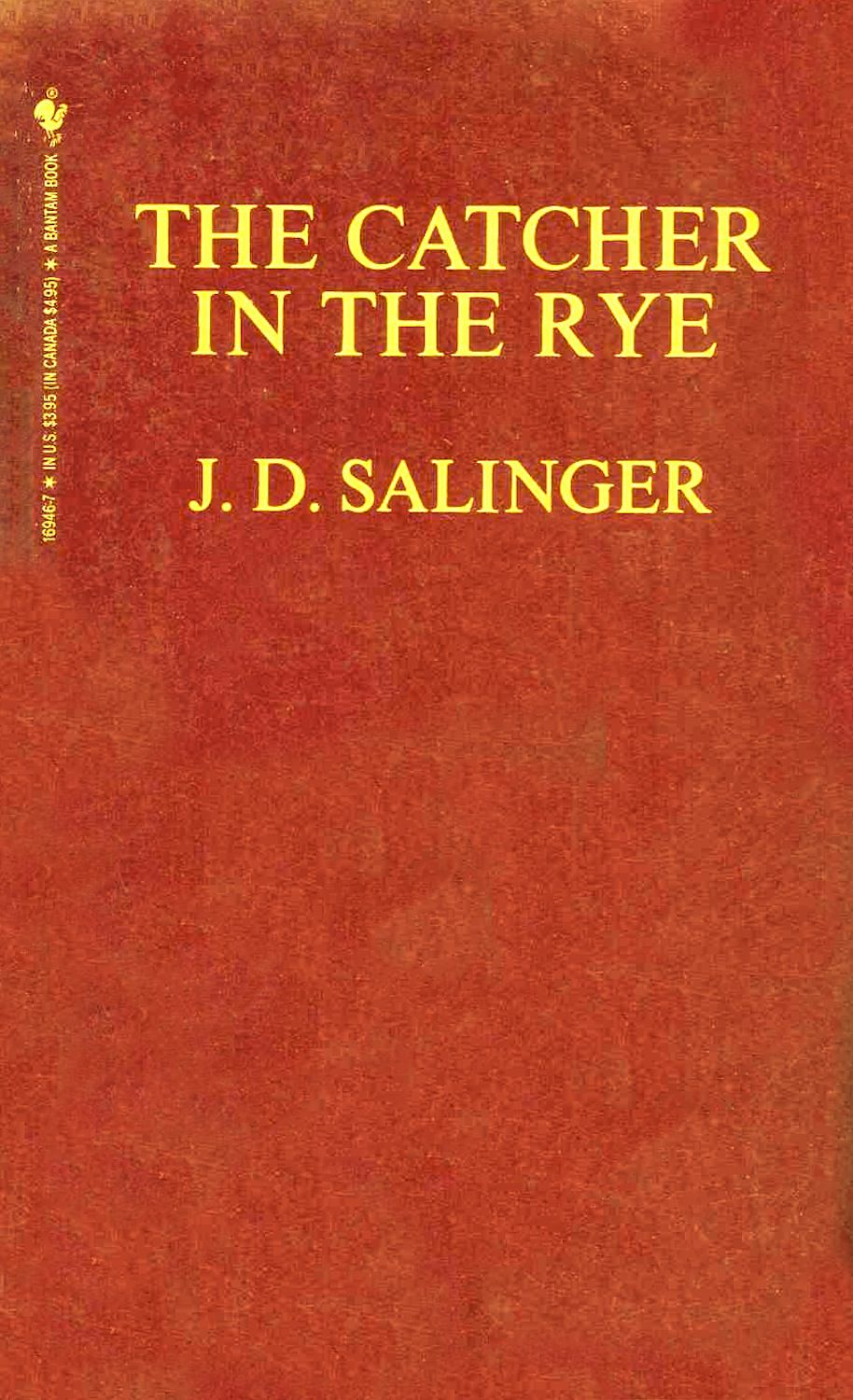 the catcher in the rye the importance of the title catcher in the rye