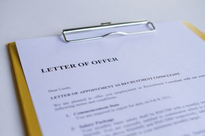Letter Of Application How To Write And Examples