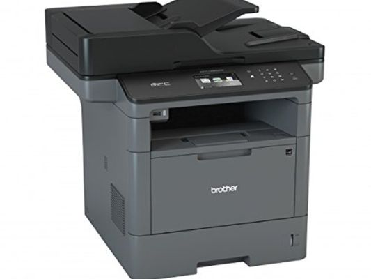 Brother Monochrome Laser Multifunction All-in-One Printer