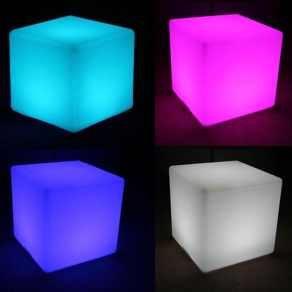 light up pool cubes
