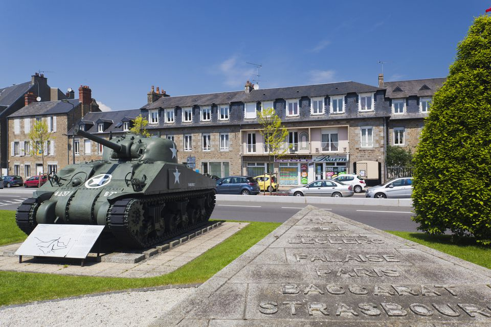Avranches, Normandy