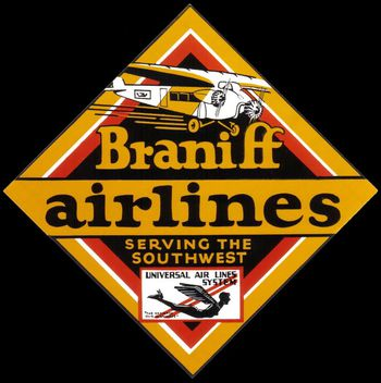 We Take A Fond Look Back At Some Old School Airline Logos