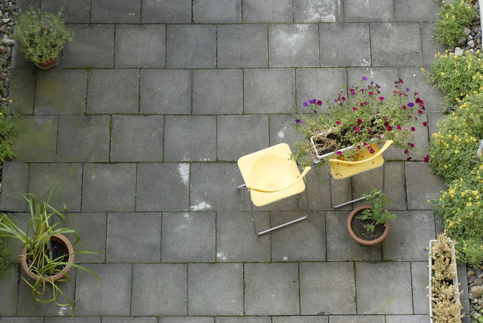 A Guide to the Most Popular Patio Materials on Square Concrete Patio Ideas id=27573
