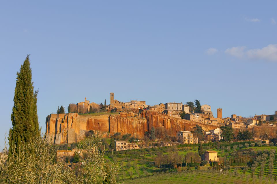 How to Get From Rome to Orvieto Transportation