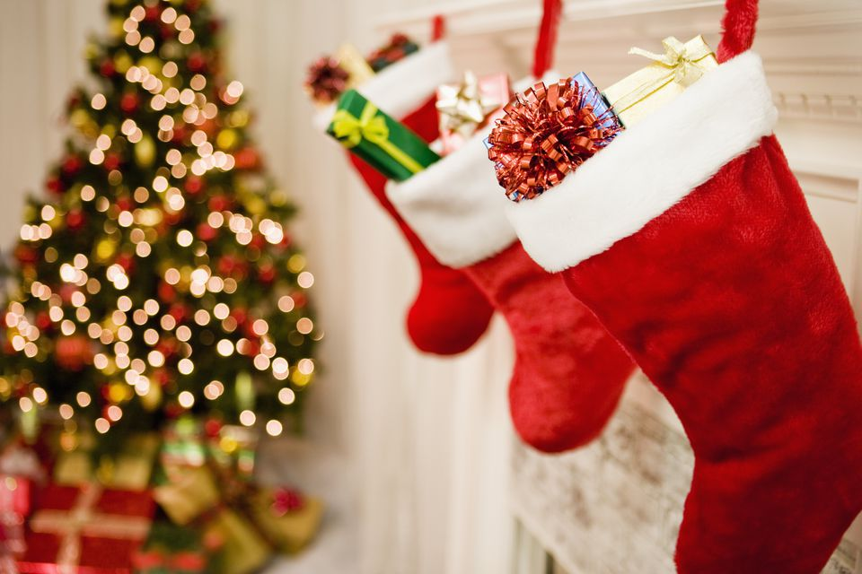 Christmas stocking gifts