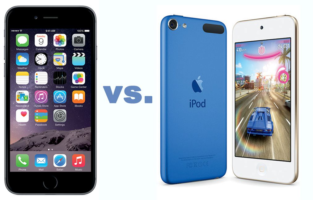 IPhone 6 Series Vs The New IPod Touch Which Should You Buy