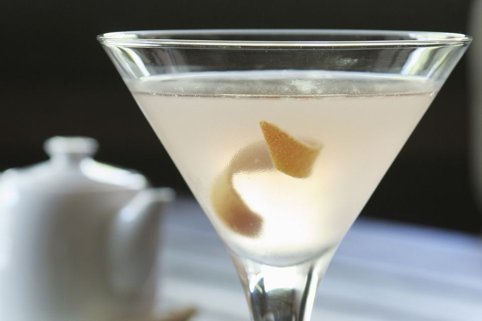 Colleen Graham's Passion Pearl Cocktail