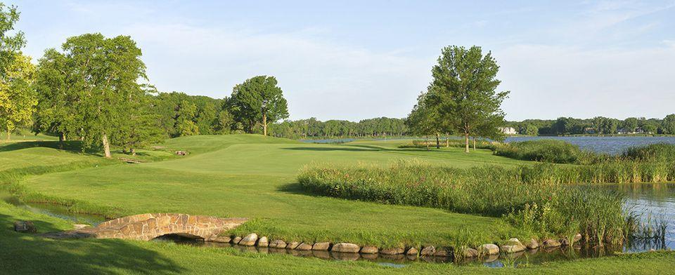 Hazeltine National Golf Club for the 2016 Ryder Cup