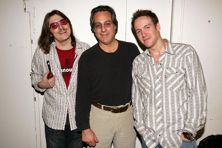 Max Weinberg Joins Comics At Town Hall