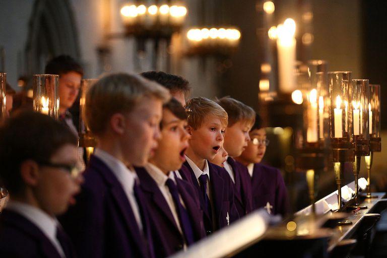 christmas childrens choir