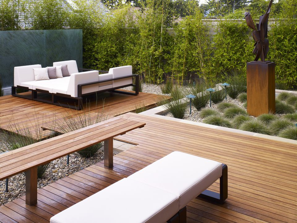 Great Outdoor Deck Design Ideas And Inspiration - Backyard deck ideas