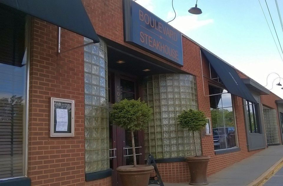 Boulevard Steakhouse in Edmond, Oklahoma
