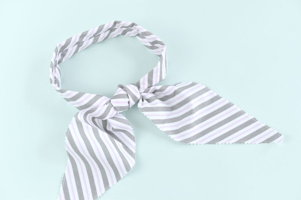Sew a Cooling Scarf