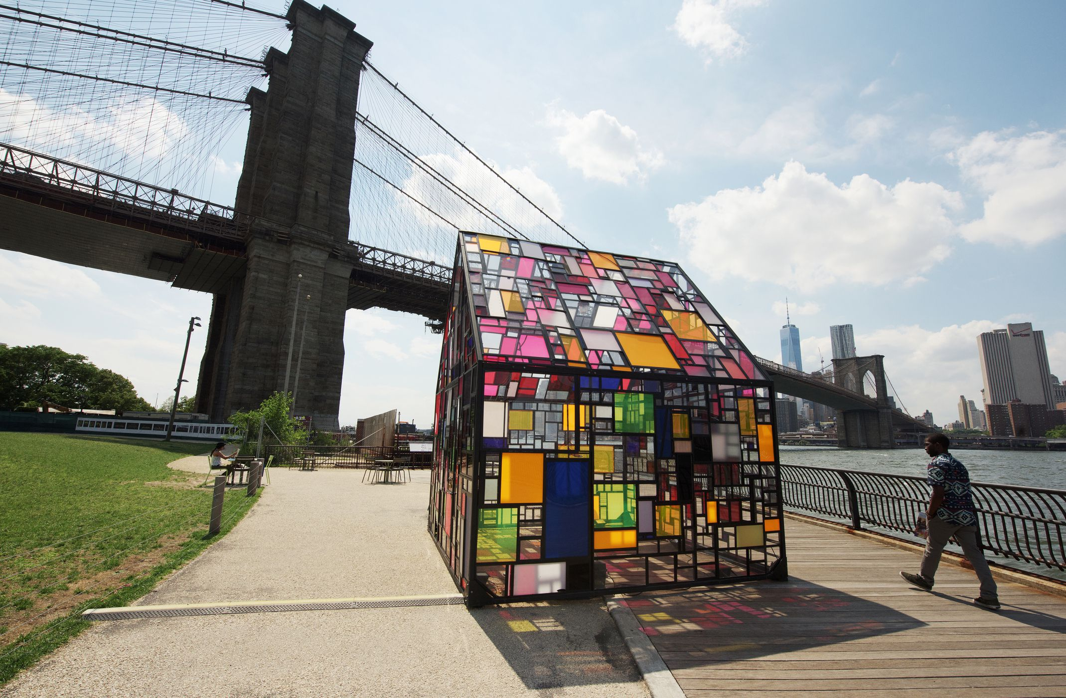 How To Get To Brooklyn Bridge Park And Dumbo