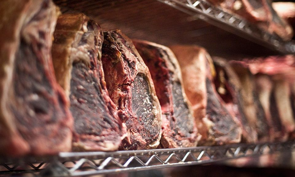 Dry Aged Steaks from Pat LaFrieda