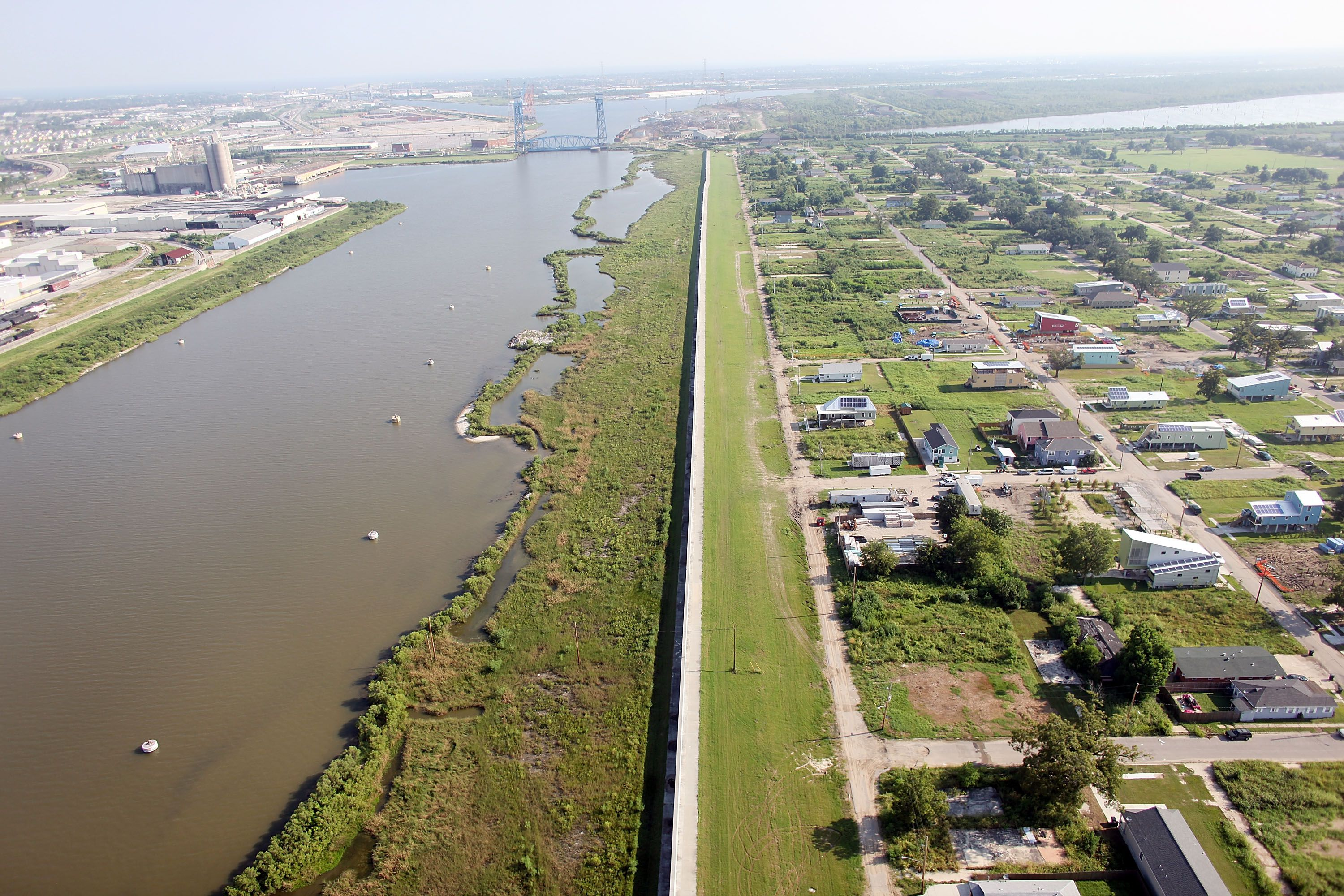 All About Levees in th...