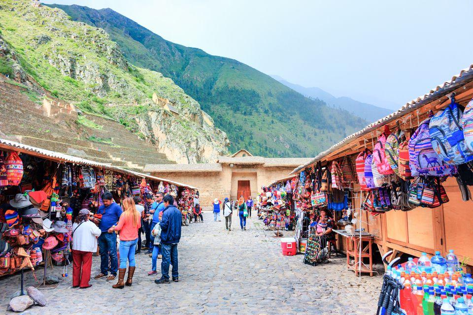 Peru souvenirs
