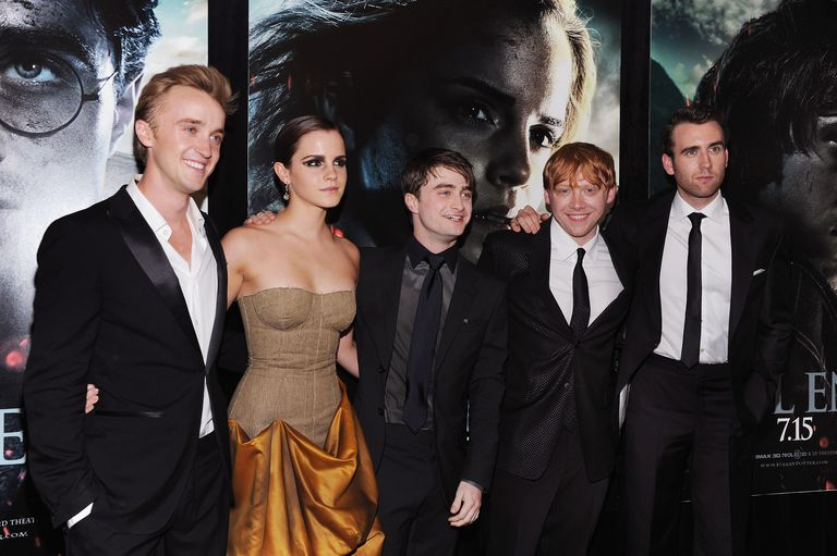 Harry Potter And The Deathly Hallows: Part 2 New York Premiere - Inside Arrivals