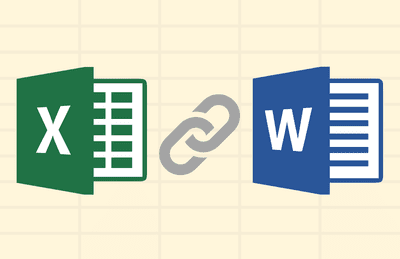 keep links in pdf from word