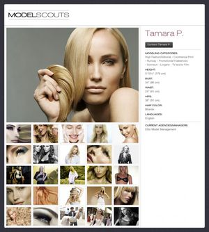 International Exposure to Modeling Agencies Worldwide