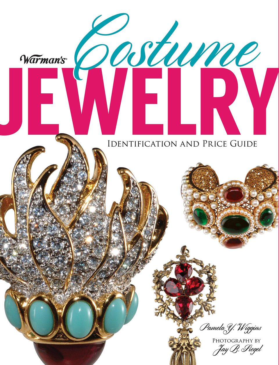 Recommended Vintage Costume Jewelry Reference Guides