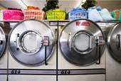 Laundry Mats Save Water